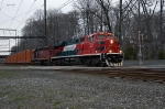 FXE 4641 at Woodbourne, PA